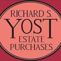 Richard S. Yost Estate Purchases