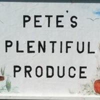 Pete's Plentiful Produce