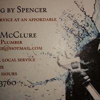 Plumbing by Spencer LLC