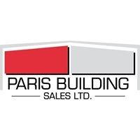 Paris Building Sales