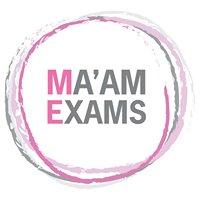 Ma'am Exams