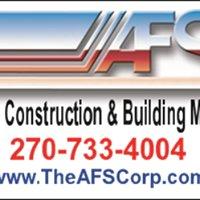 AFS Custom Construction & Building Materials