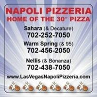 Napoli Pizzeria Henderson
