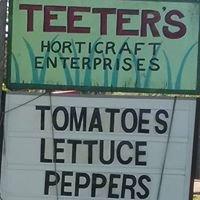 Teeters Horticraft Enterprises Plant Nursery