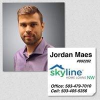 Jordan Maes - Skyline Home Loans NW #892282
