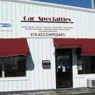 Car Specialties Paint and Body Shop