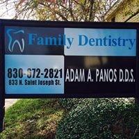 Dr. Adam A Panos,DDS