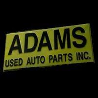 Adam's Used Auto Parts
