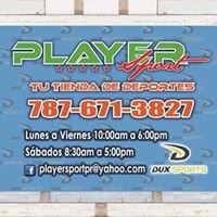 Player Sport