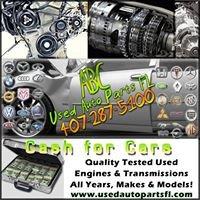 ABC Used Auto Parts Orlando FL