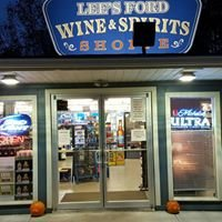 Lee's Ford Wine and Spirits Shoppe