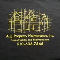 A.J.J. Property Maintenance, Inc.
