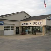 Martin Ford Sales