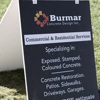 Burmar Concrete Design Inc.