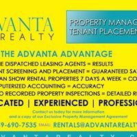 Advanta Realty Property Management