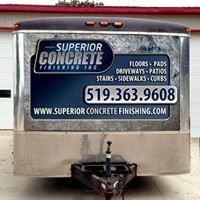 Superior Concrete Finishing