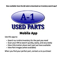 A-1 Used Auto Parts