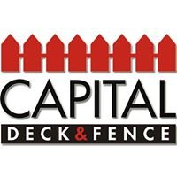 Capital Deck and Fence