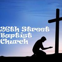 Twenty-Sixth Street Baptist Church