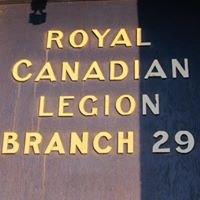 Royal Canadian Legion Br. 29 Trenton N.S.