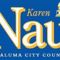 Karen Nau Petaluma City Council 2010