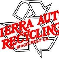 Sierra Auto Recycling