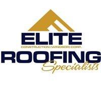 Elite Construction Windsor Roofing Specialists