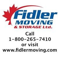 Fidler Moving and Storage