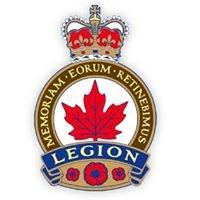 Royal Canadian Legion General Lipsett Branch 99