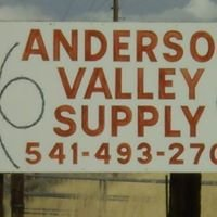 Anderson Valley Supply