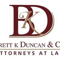 Brett K. Duncan & Co.
