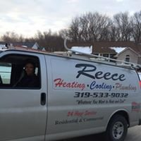 Reece Heating, Cooling & Plumbing, Serving Cedar Rapids & Marion, Iowa