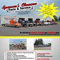 Spencer's Chrome Parts & Service