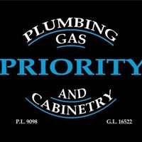 Priority Plumbing, Gas And Cabinetry