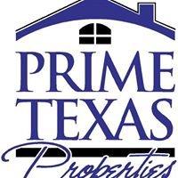 Prime Texas Properties