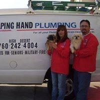 Helping Hand Plumbing & Drain Cleaning Services.
