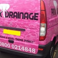 Pink drainage and Plumbing Specialist