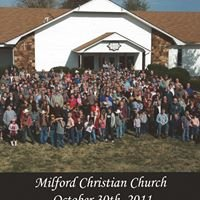 Milford Christian Church, MO