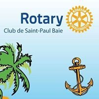 Le Rotary Club Saint-Paul Baie en actions