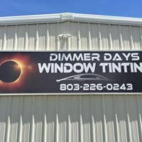Dimmer Days Window Tinting