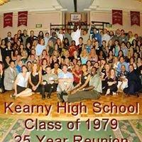 Kearny High School Class of 1979