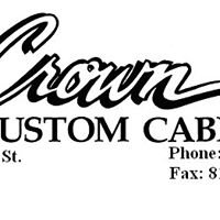 Crown Custom Cabinetry