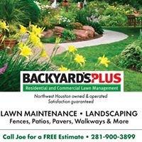 Backyard's Plus Lawn Care & Landscaping