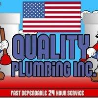 Quality Plumbing Inc.