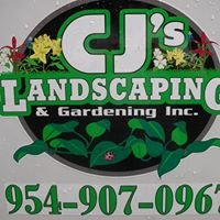 CJ's Landscaping and Groundskeeping Inc.