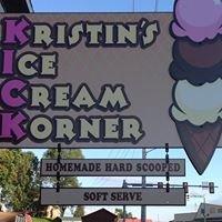 Kristin's Ice Cream Korner - KICK
