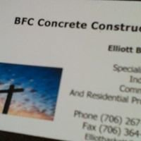 BFC Concrete Construction & Associates