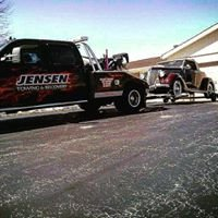 Jensen towing and recovery