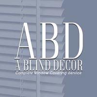 A Blind Decor