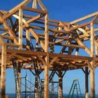 Trees To Timber Frames